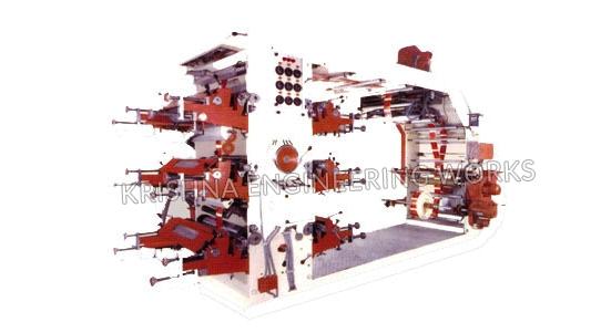 Máquina de impressão de Flexo