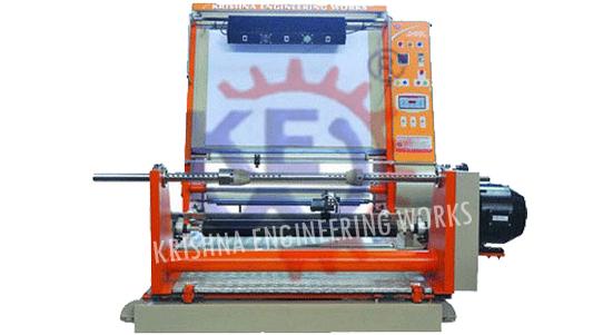 Máquina do rebobinamento da inspecção