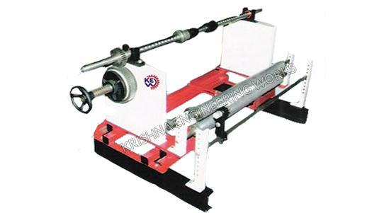 Rebobinador / máquina do Desbobinador