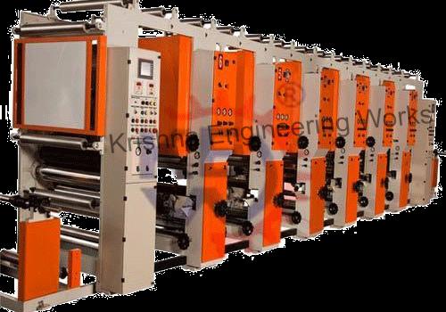 Máquina de impressão da rotogravura