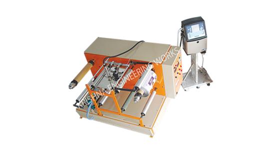 Máquina de enrolamento do rebobinamento