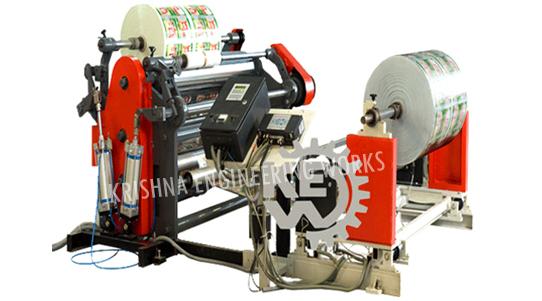 Máquina de Rebobinador da talhadeira