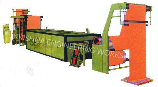 Máquina de Stenter