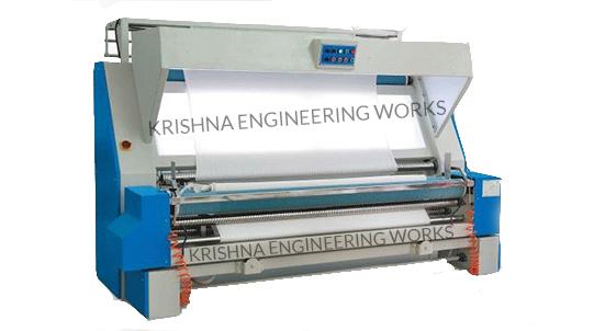 Máquina da inspecção de pano