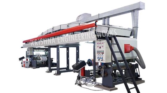 Máquina de Laminação